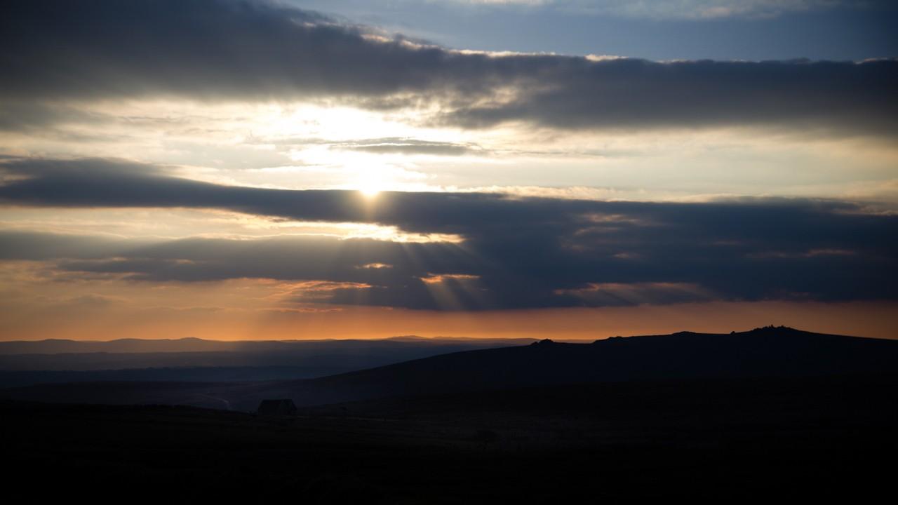 Biwak Dartmoor