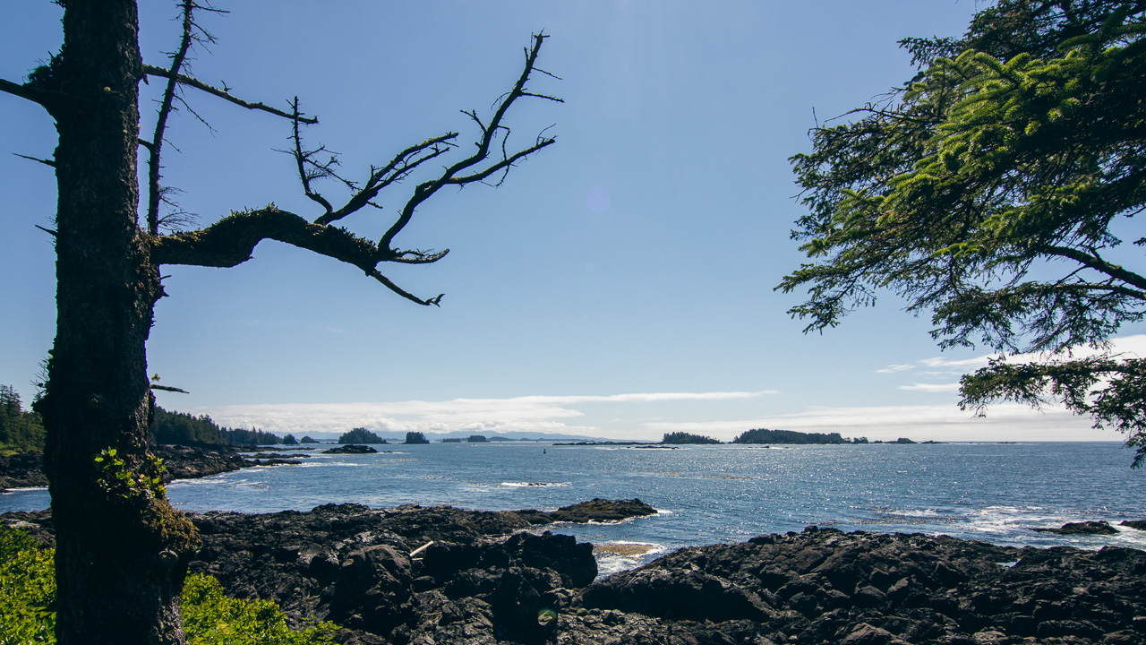 Ucluelet Lighthouse Trail